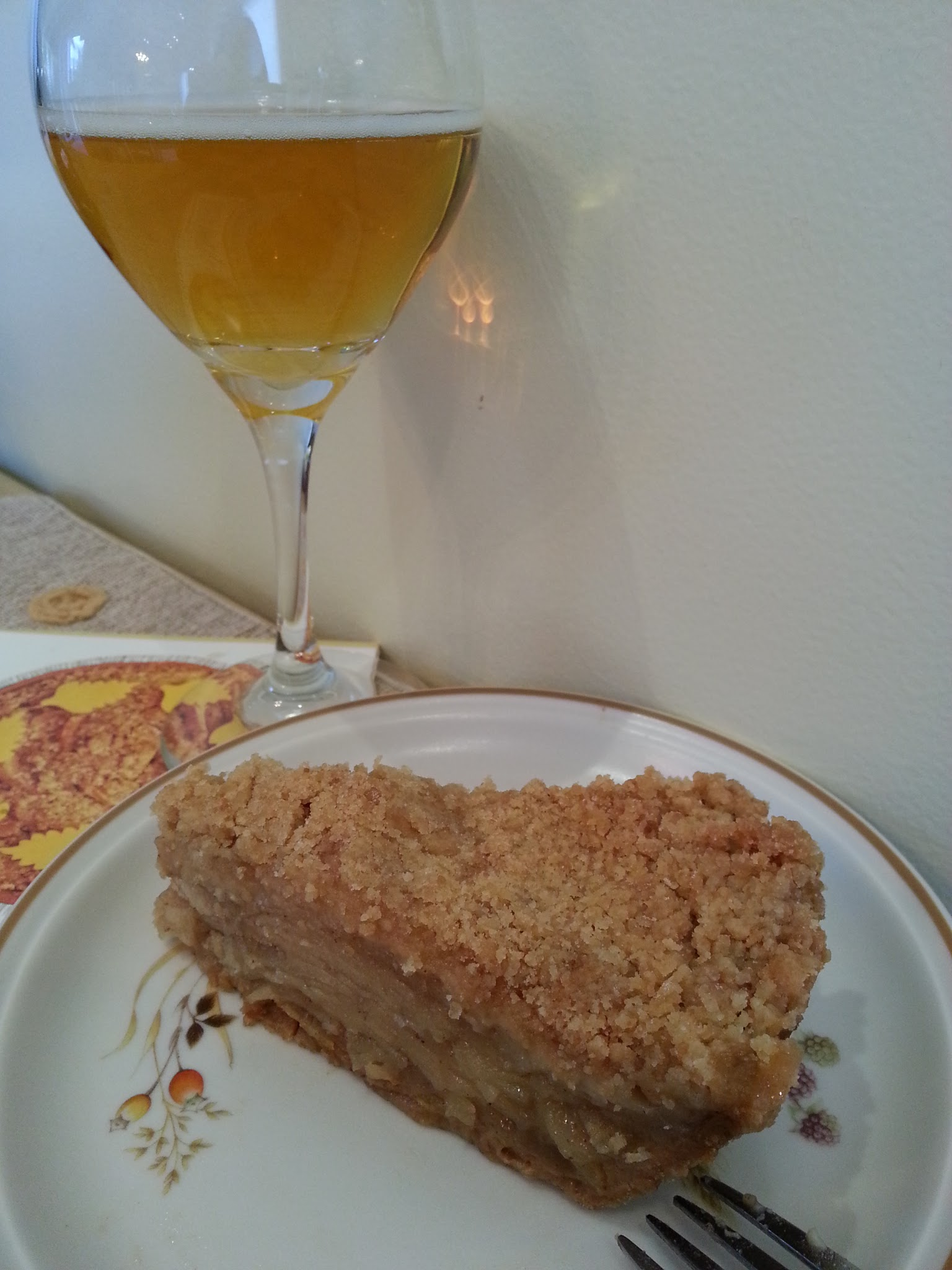Dutch Apple Pie1