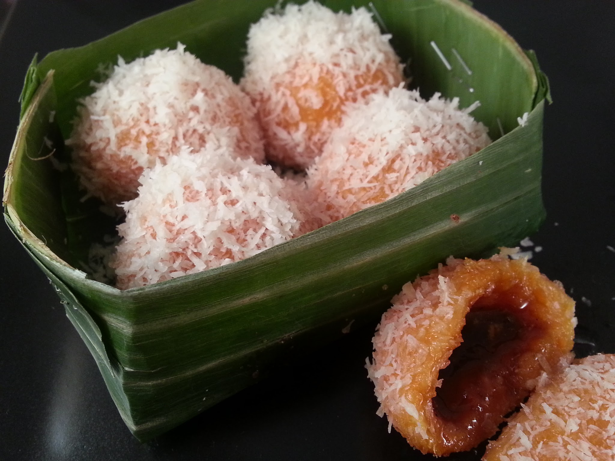 Onde Onde Palm Sugar
