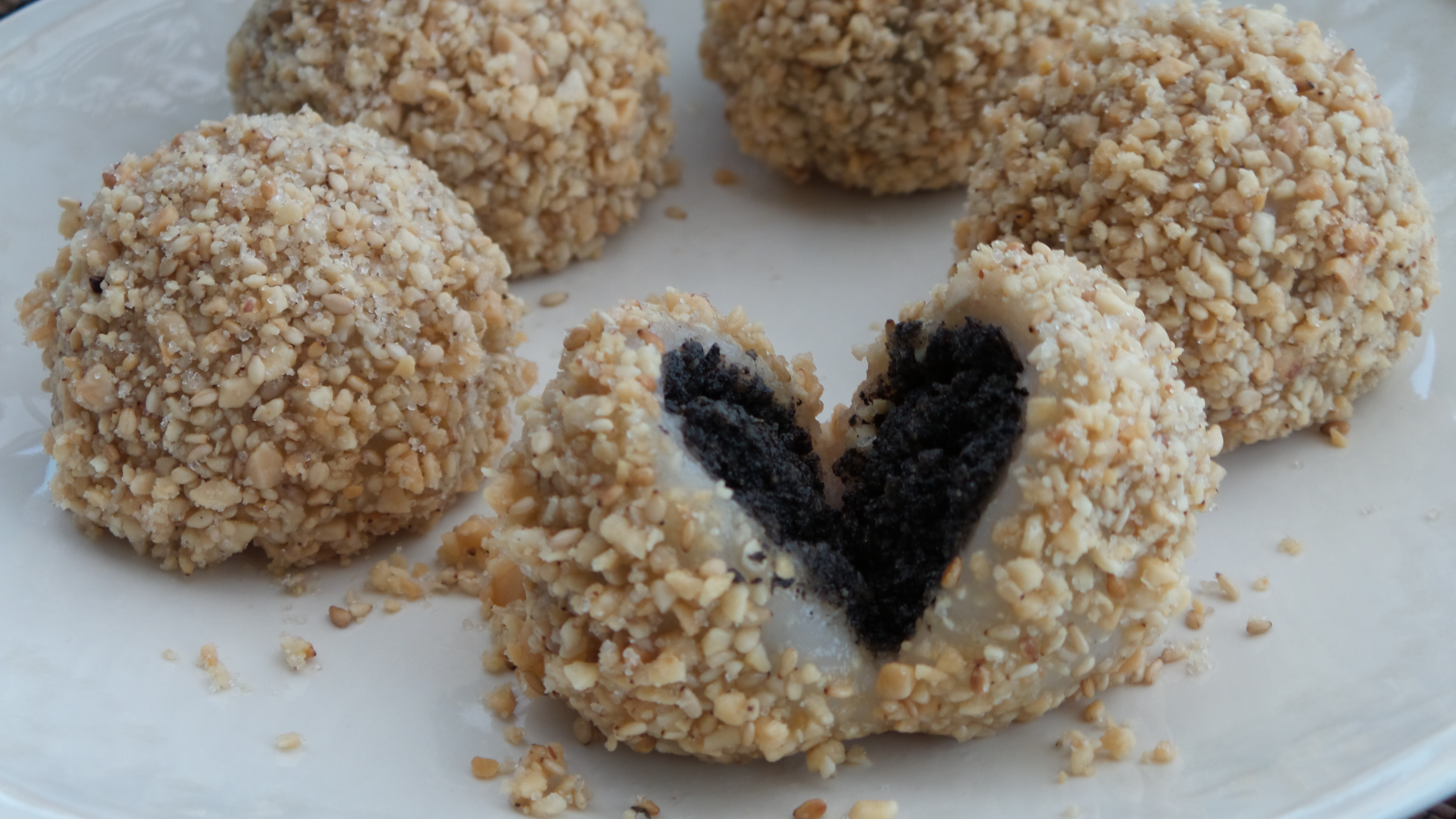 Sweet Glutinous Rice Balls1