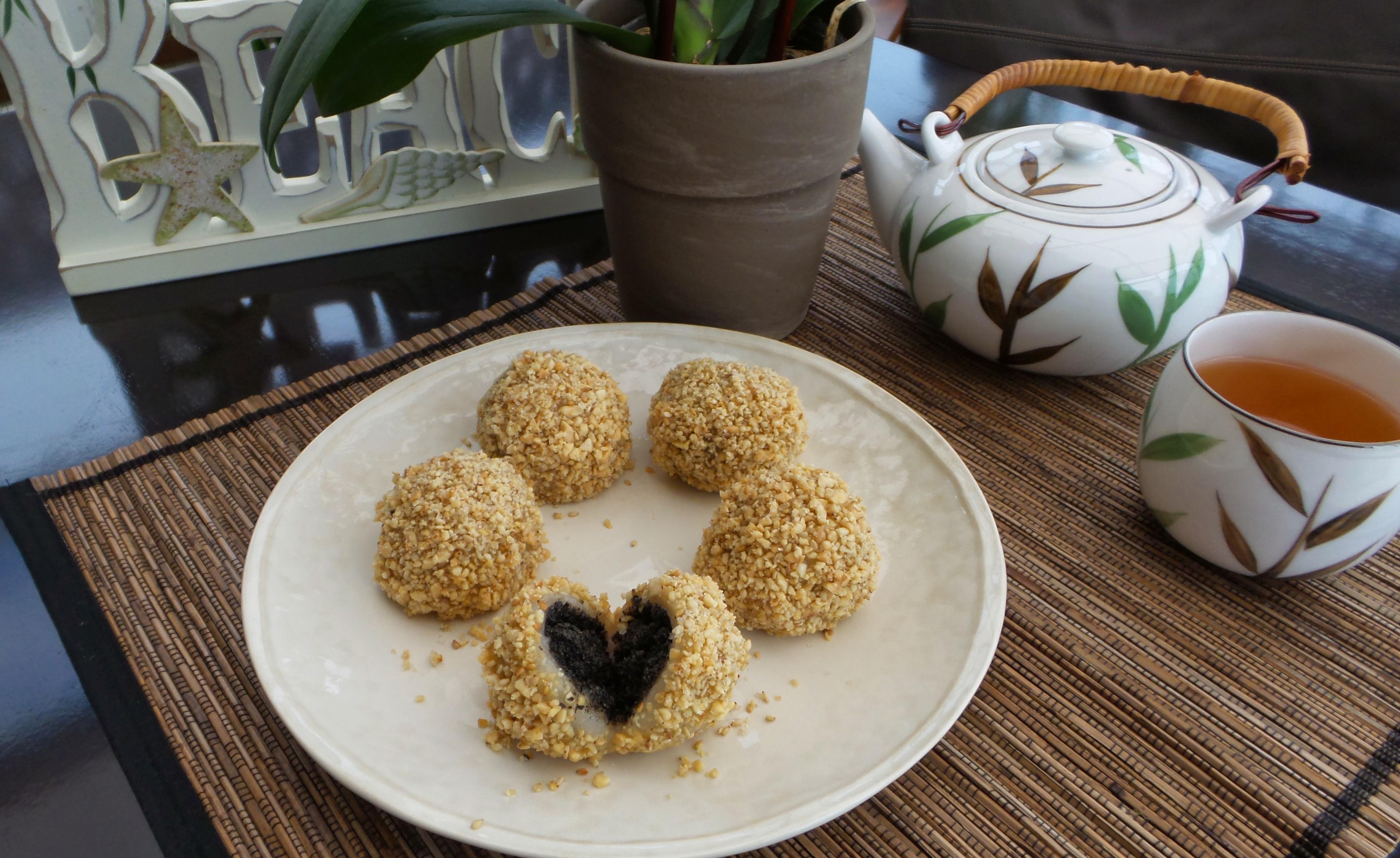 Sweet Glutinous Rice Balls2