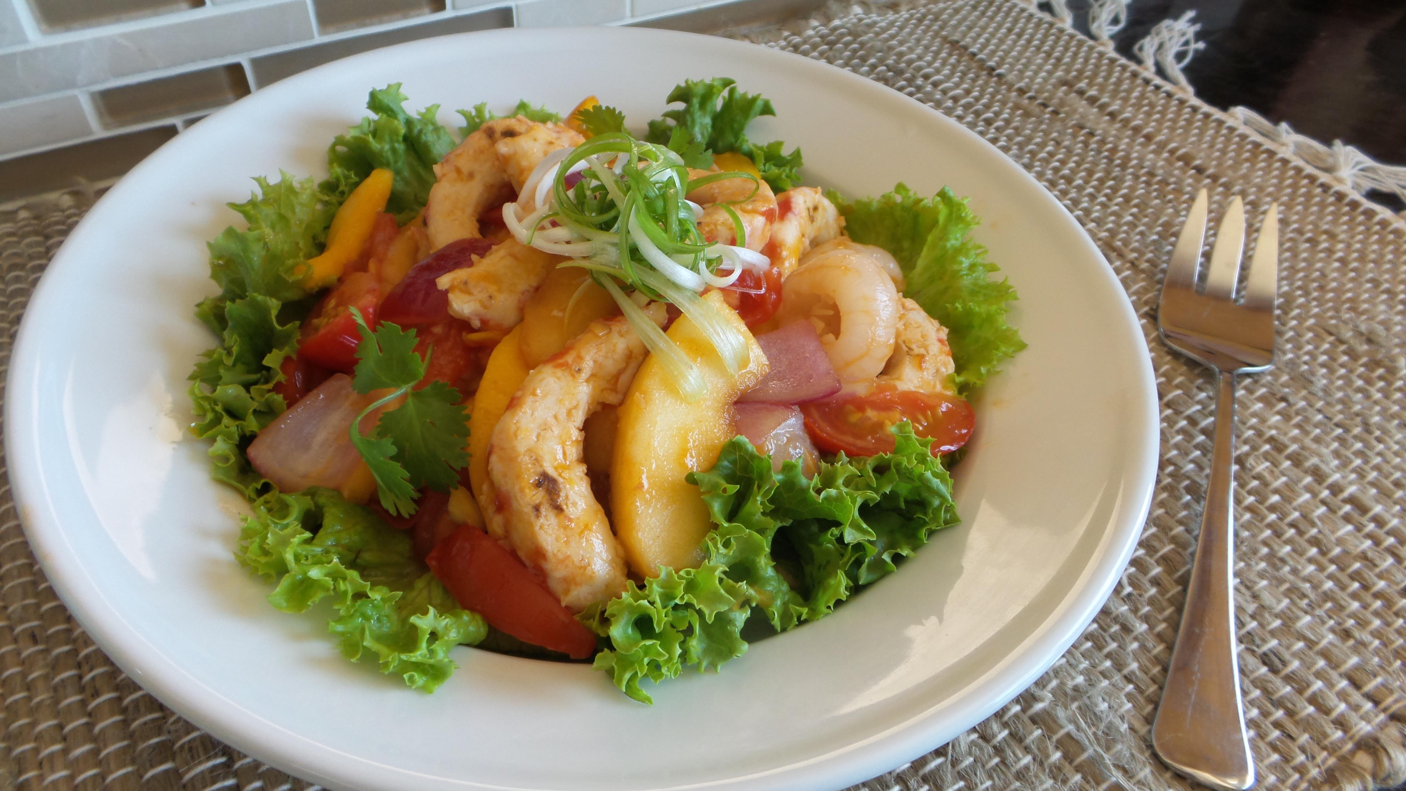 Tutti Fruiti Shrimp-MockDeal