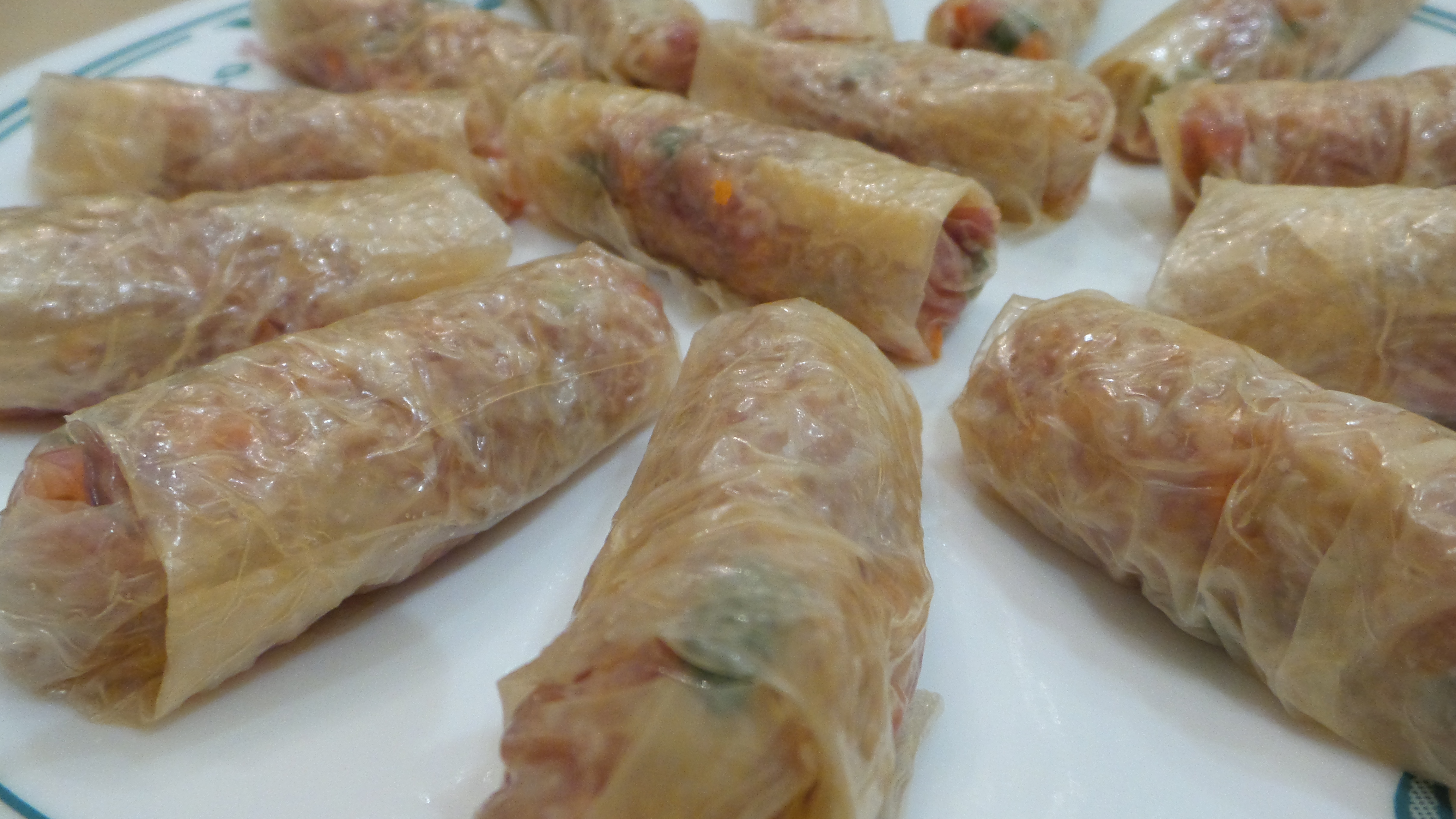 Ngor Hiang - wrapped