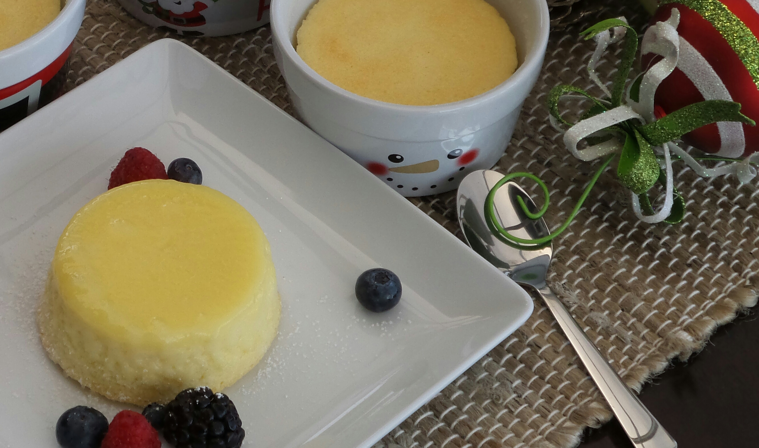 Lemon Pudding Cake6