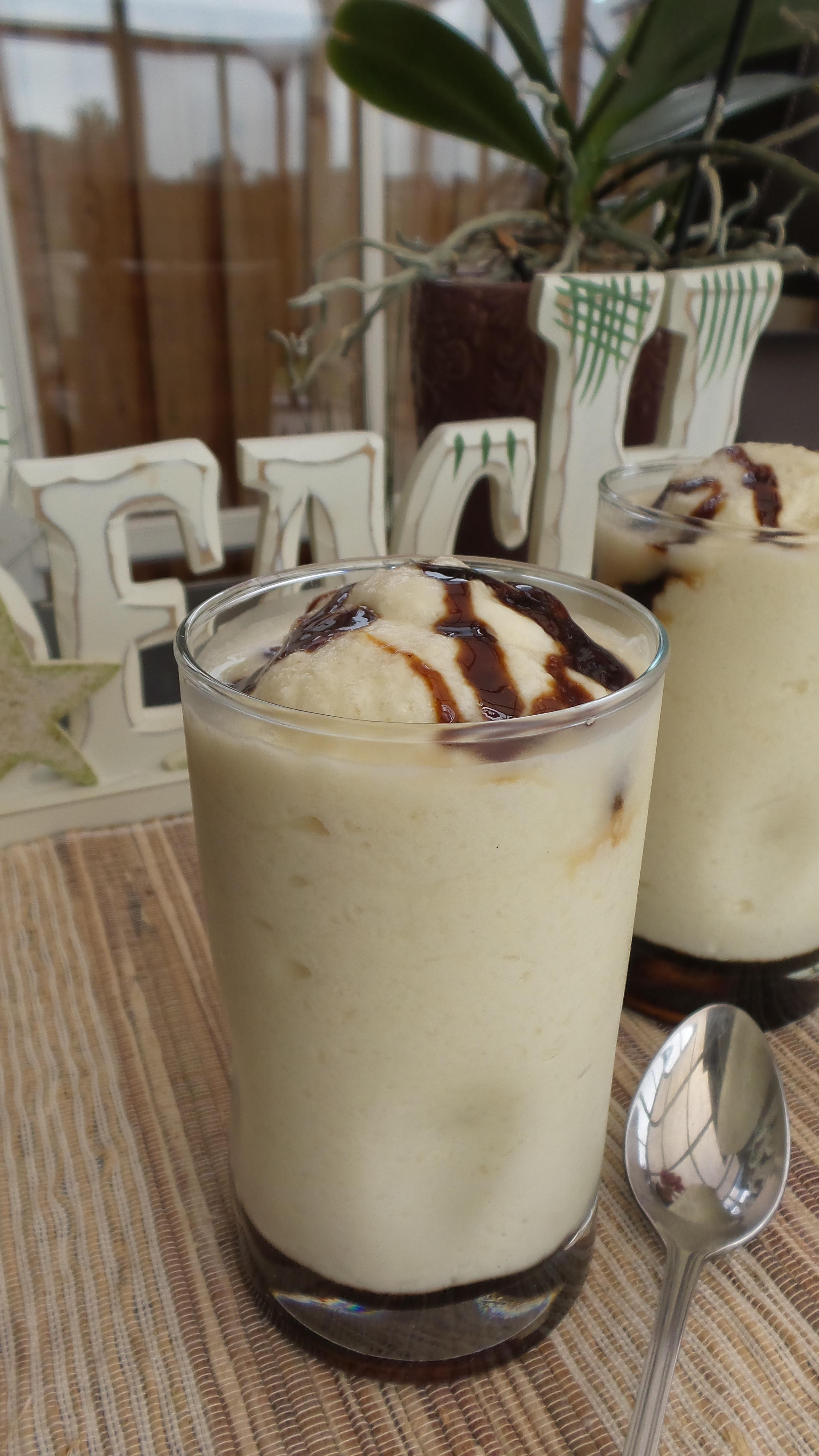 Durian Shake 2