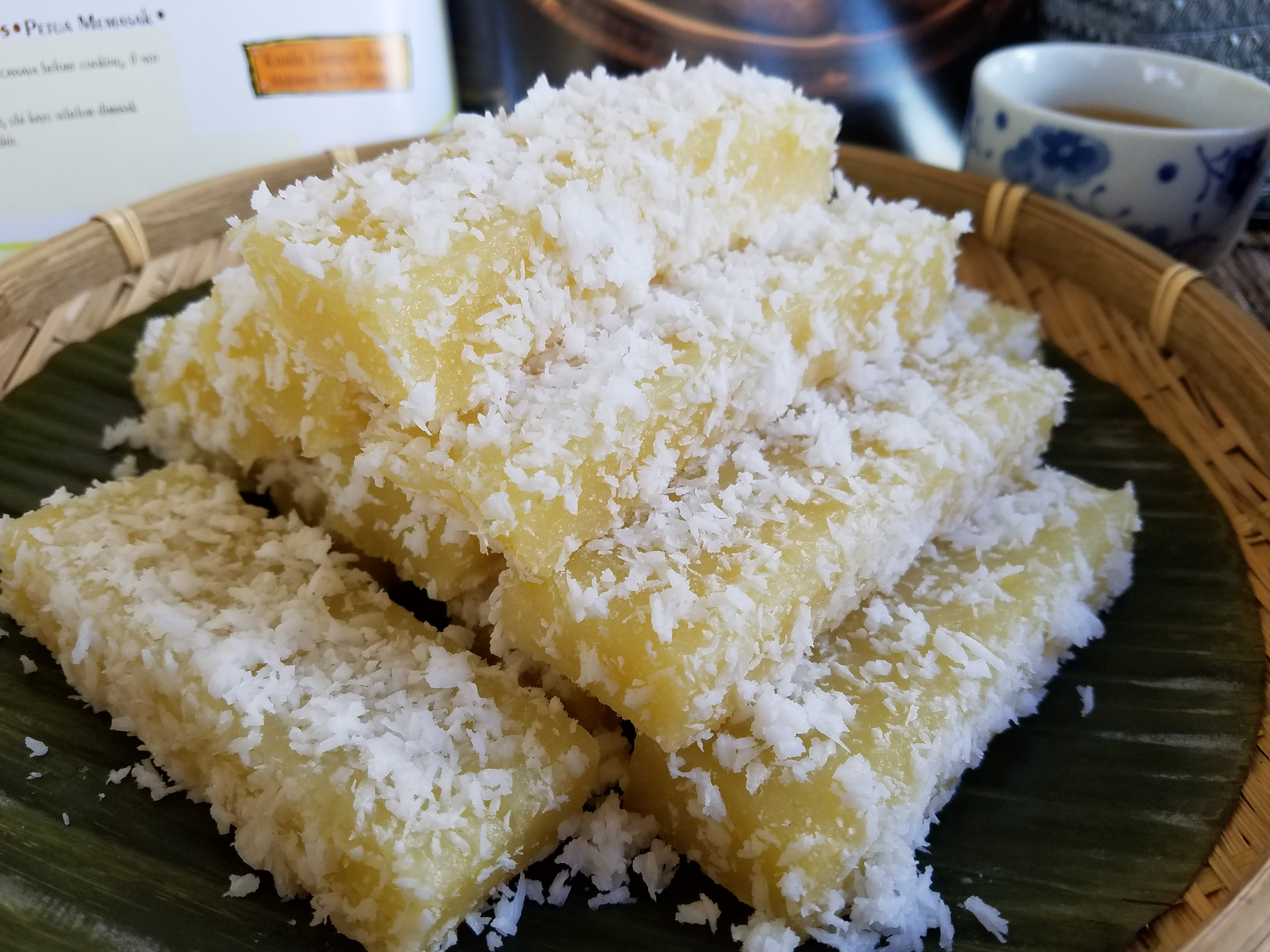 Steamed Tapioca Cake Recipes We Cherish